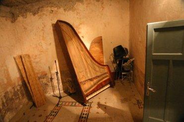 """la """"stanza di musica"""""""