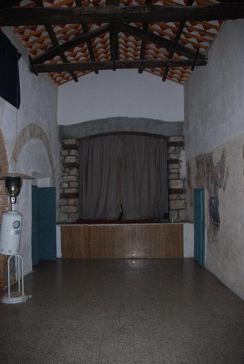 il teatro dopo restauro