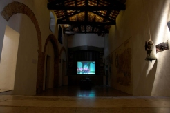 """""""Vacanza"""" a Contemporary Art Exhibition at Toffia Theatre, Italy curated by Wang Ruobing"""