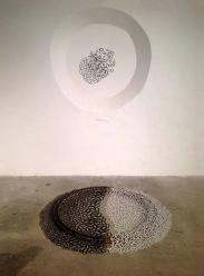 "Xia Gao, ""Binary World, Mingle"""